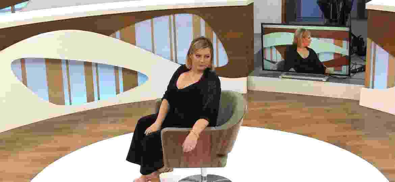 Joice Hasselmann no Roda Viva - Marco Britto/UOL