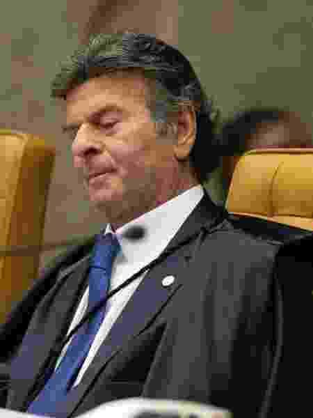 O ministro do STF Luiz Fux - Bruno Rocha/Fotoarena/Estadão Conteúdo
