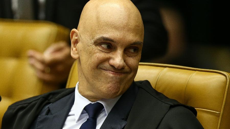 O ministro do Supremo Tribunal Federal Alexandre de Moraes - Pedro Ladeira/Folhapress