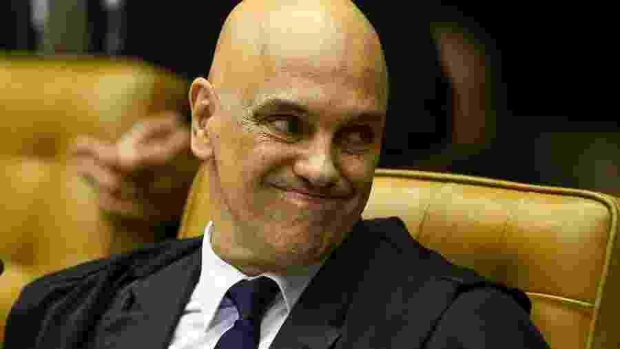 Ministro Alexandre de Moraes - Pedro Ladeira/Folhapress