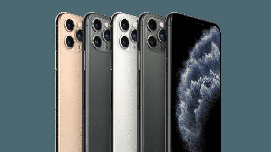 iPhone 11 Pro Max - Divulgação
