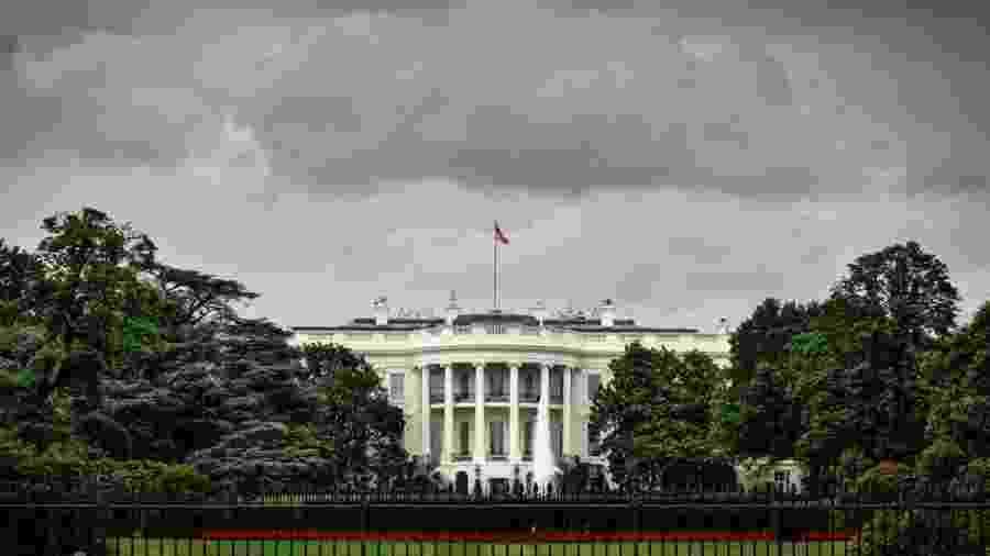 A Casa Branca, em Washington - Getty Images