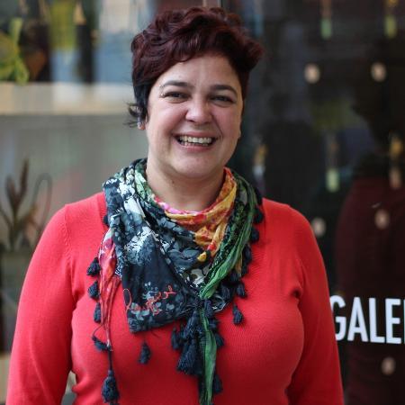 Anna Gadelha, do salão de beleza Galeria Recorte - Divulgação