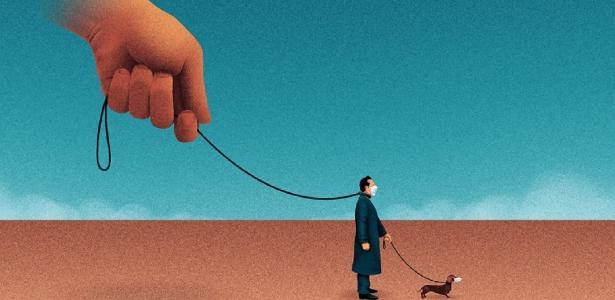 Reinaldo Azevedo | Perdido, Guedes some. Mundo encara crise