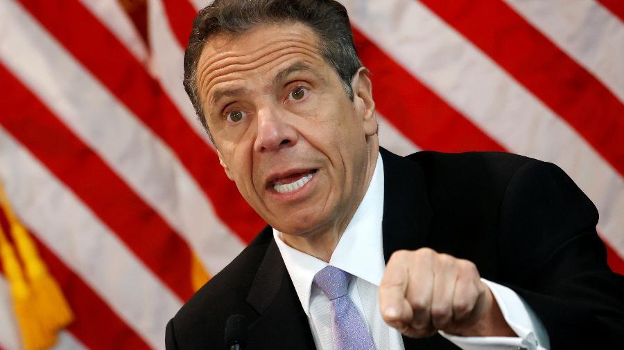 Governador de Nova York, Andrew Cuomo, agrediu sexualmente onze mulheres, entre elas, funcionárias de seu escritório - Mike Segar