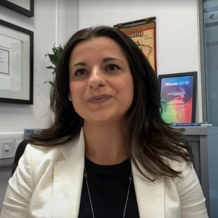 Imunologista Daniela Ferreira no Conversa com Bial - Reprodução/vídeo