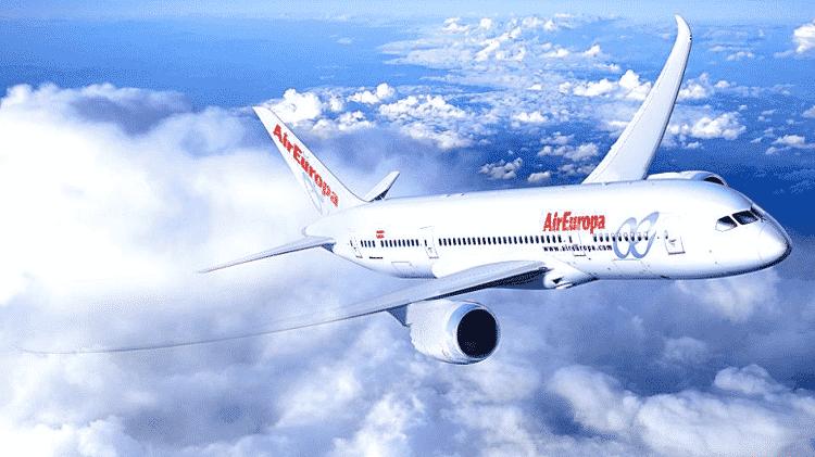 Air Europa - Divulgação - Divulgação