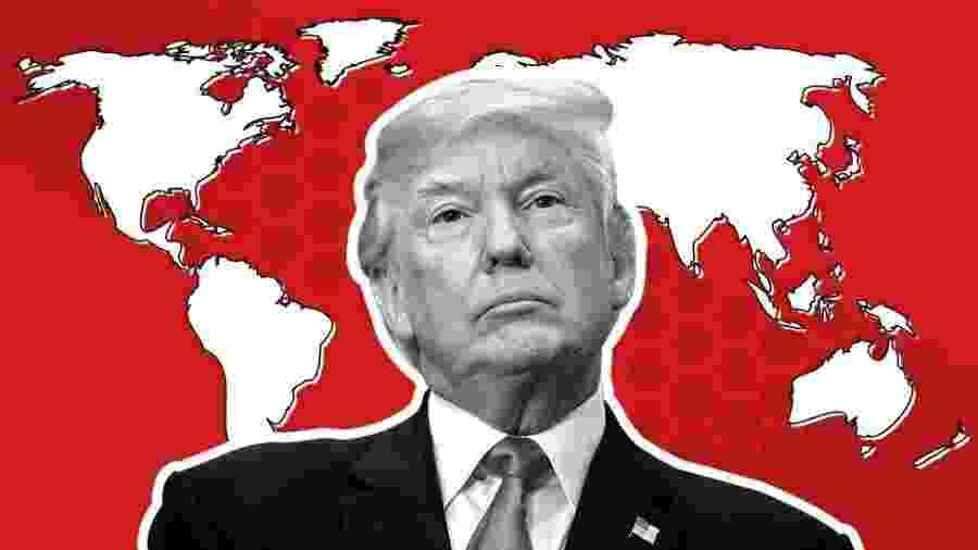 O presidente dos Estados Unidos não é apenas o líder do país, ele é provavelmente a pessoa mais poderosa do mundo? - BBC Brasil