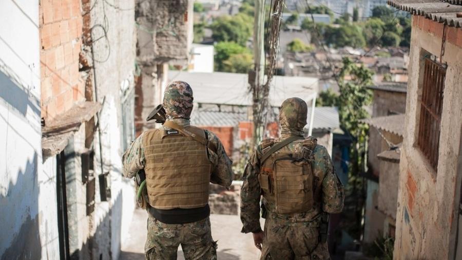 Operações policiais nas favelas do Rio fizeram 797 mortos entre outubro de 2020 e março de 2021 - Getty Images