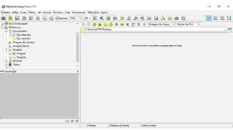 FastStone Image Viewer - Reprodução - Reprodução