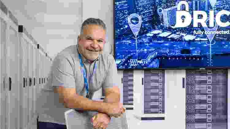 """Ricardo Fioravante desenvolveu sua habilidade empreendedora pela necessidade de """"se virar nos 30"""" quando mais novo - Divulgação - Divulgação"""