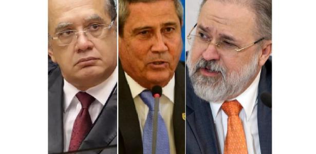 Reinaldo Azevedo | Aras, diga a Mendes o certo para investigar Braga Netto