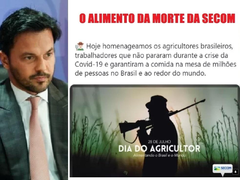 Faria, neoextremista de direita, quer ser vice de Bolsonaro em 2022