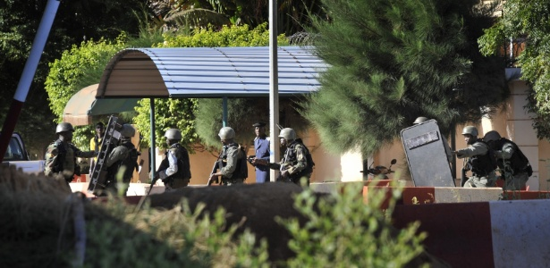 "EUA condenam ataque ""terrorista"" em hotel do Mali"