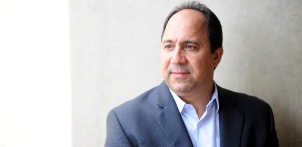 Lineu Olimpo de Souza, agora ex-presidente da Conab