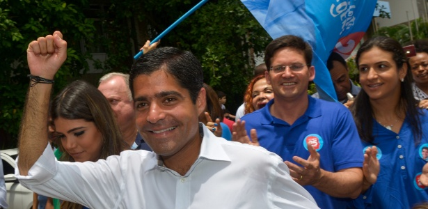Na Bahia, PMDB e PSDB devem apoiar candidatura de ACM Neto (DEM) para o governo