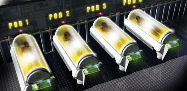 Apenas duas empresas nos Estados Unidos e na Rússia fazem o congelamento de corpos humanos. A técnica é cara e controversa