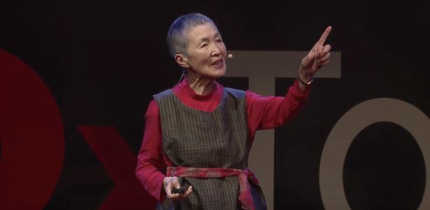A japonesa de 81 anos Masako Wakamiya lançou um aplicativo para iPhone