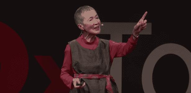 A japonesa de 81 anos Masako Wakamiya lançou um aplicativo para iPhone - Reprodução/YouTube