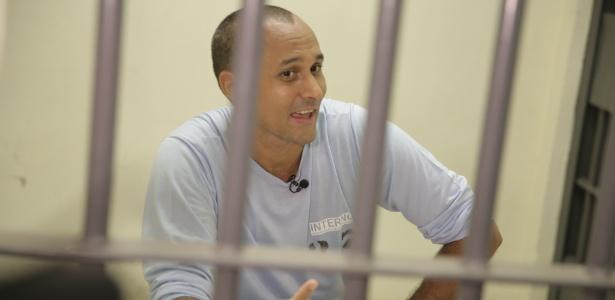 Marcinho VP cumpre pena no presídio federal de Mossoró (RN) - Vinicius Andrade/UOL