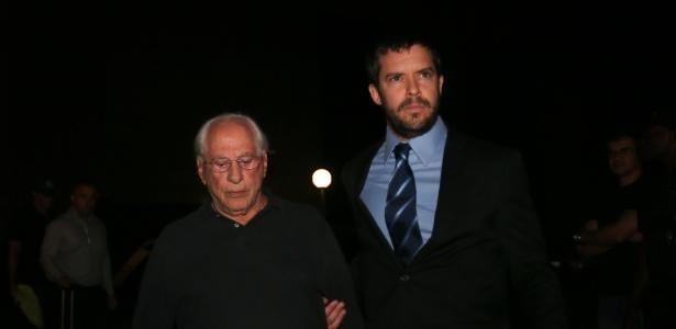 O amigo e ex-assessor de Temer José Yunes deixa a carceragem da PF em São Paulo