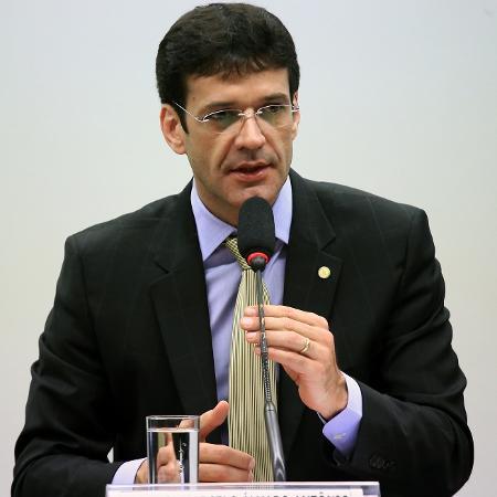 21.set.2017 - Ministro Marcelo Álvaro Antônio (PSL-MG) - Lúcio Bernardo Junior/Câmara dos Deputados