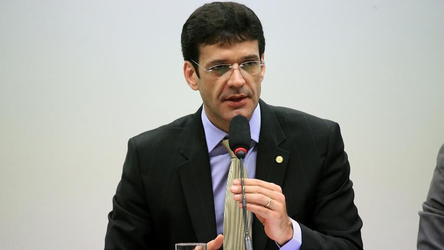 Marcelo Álvaro Antônio foi envolvido no mesmo escândalo que levou à saída de Gustavo Bebianno do governo - Lúcio Bernardo Junior/Câmara dos Deputados