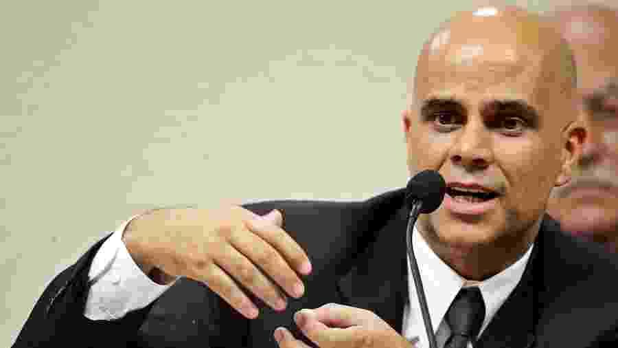 O publicitário Marcos Valério deixou o regime fechado e passou para o semiaberto em setembro de 2019 - Lula Marques/Folhapress