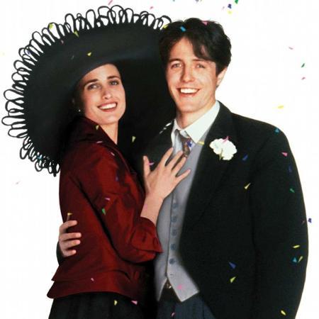 """Comédia de 1994 """"Quatro Casamentos e um Funeral"""" - Reprodução"""