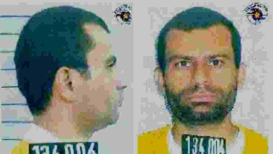 Abel Pacheco de Andrade, o Vida Loka, apontado como integrante da cúpula do PCC - Reprodução/MP