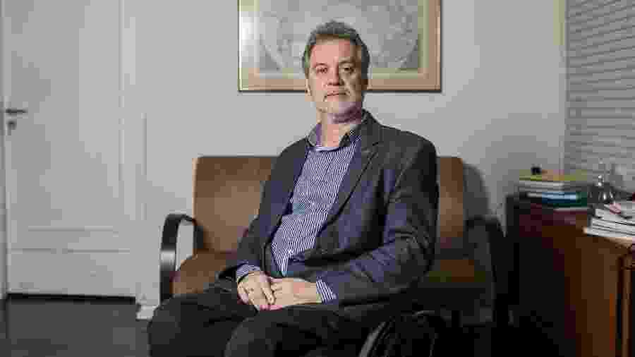 Antonio Claudio Lucas da Nóbrega, reitor da UFF (Universidade Federal Fluminense) - Ricardo Borges/Folhapress