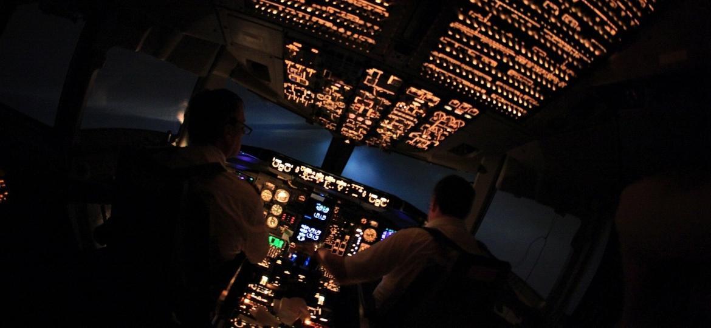É possível que pilotos durmam durante o voo sem colocar em risco a segurança - Flick/Kent Wien