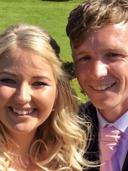 Mesmo após ganhar na loteria, Jamie e a mulher dele continuam trabalhando - THE NATIONAL LOTTERY