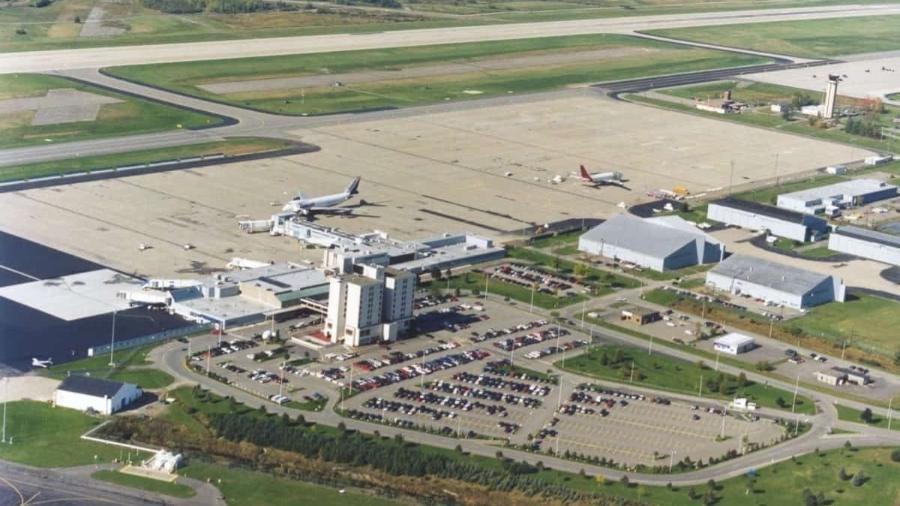 Aeroporto de Bangor, nos EUA, é especializado em pousos de emergência - Divulgação