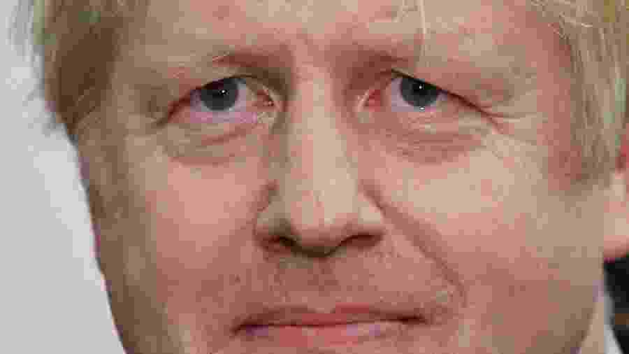Premiê britânico, Boris Johnson - TOBY MELVILLE