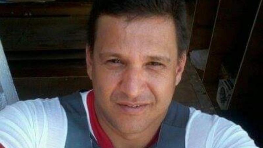 O sargento do Corpo de Bombeiros Benedito Amâncio morreu neste domingo (12) - Reprodução
