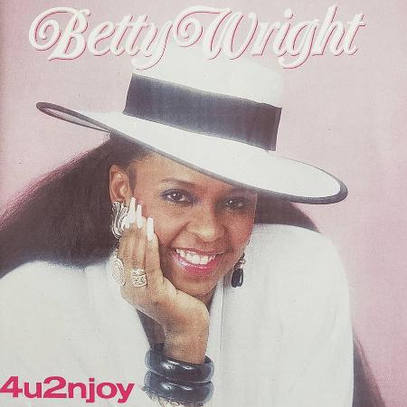 A cantora de R&B Betty Wright - Reprodução Instagram