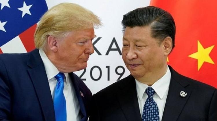 Para Ricupero, diplomacia erra ao ser 'submissa' aos EUA' e 'visceralmente hostil à China' - KEVIN LAMARQUE/REUTERS - KEVIN LAMARQUE/REUTERS