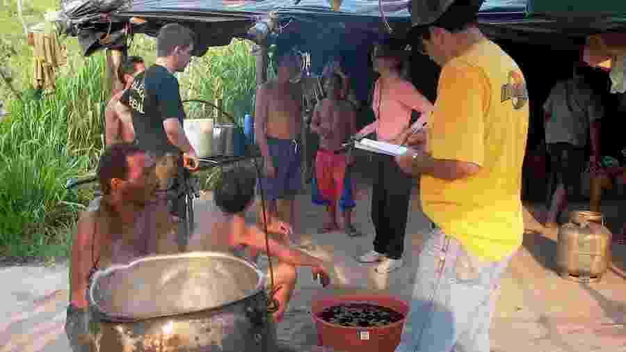Operação de fiscalização resgata trabalhadores da escravidão em fazenda de gado no Sul do Pará - Leonardo Sakamoto