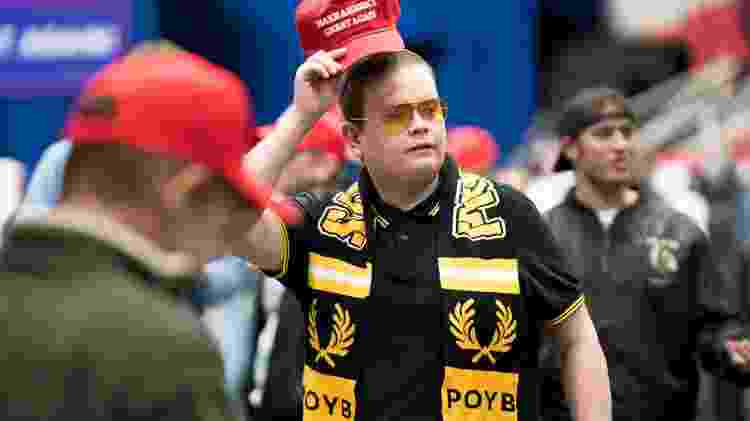 proud boys - Getty Images - Getty Images