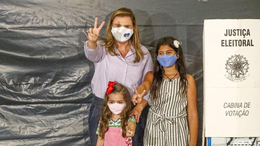 """""""Não temos condições de ficar com um grupo que faz má gestão do estado e do município"""", disse a deputada - CARLOS EZEQUIEL VANNONI/AGÊNCIA PIXEL PRESS/ESTADÃO CONTEÚDO"""