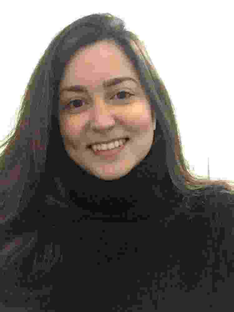 A estudante Gabrielle Cordeiro Trofa se juntou com colegas para discutir a inclusão dos cuidados paliativos na grade curricular do curso de Medicina da USP - ARQUIVO PESSOAL  - ARQUIVO PESSOAL