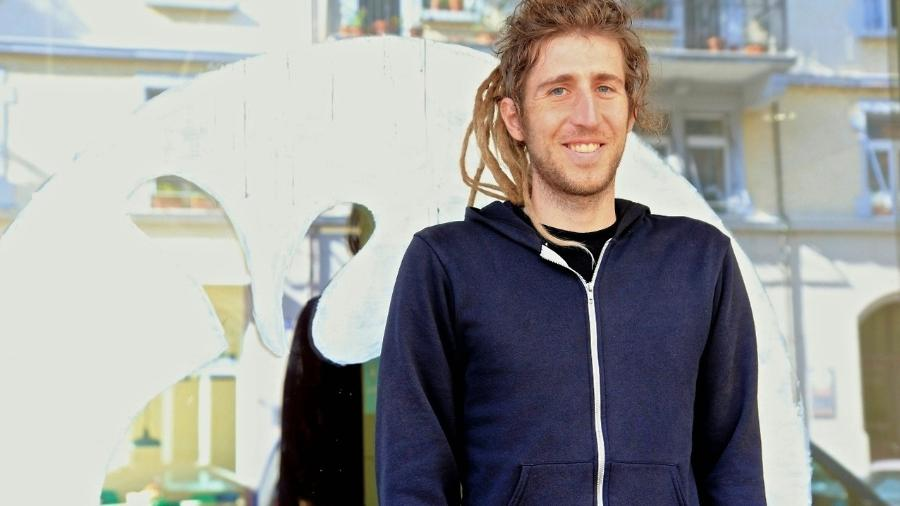 Moxie Marlinspike, criador do Signal - Knight Foundation