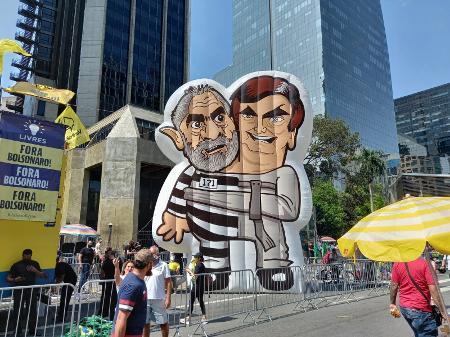 Por 'pixuleco' de Lula, organização quis expulsar Vem Pra Rua