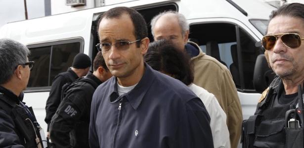 O ex-presidente do grupo Odebrecht, Marcelo Odebrecht