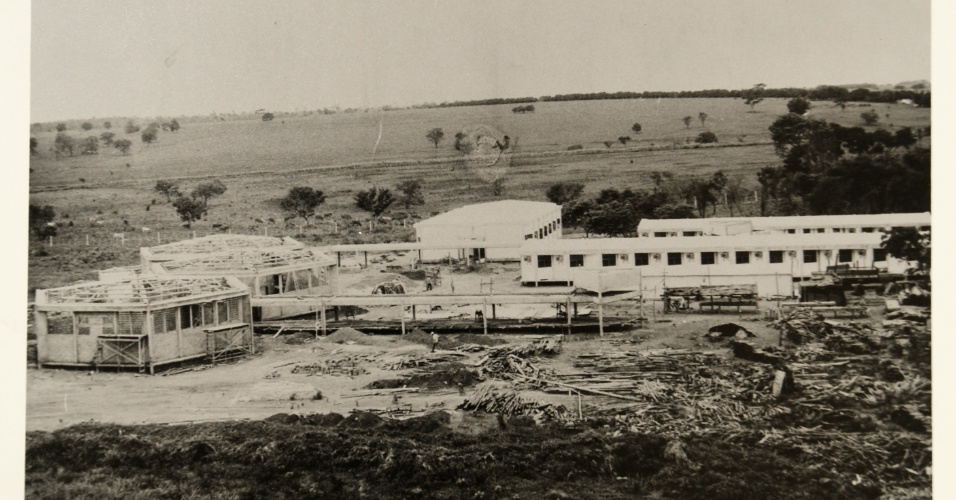 Unesp - construção do campus Araçatuba