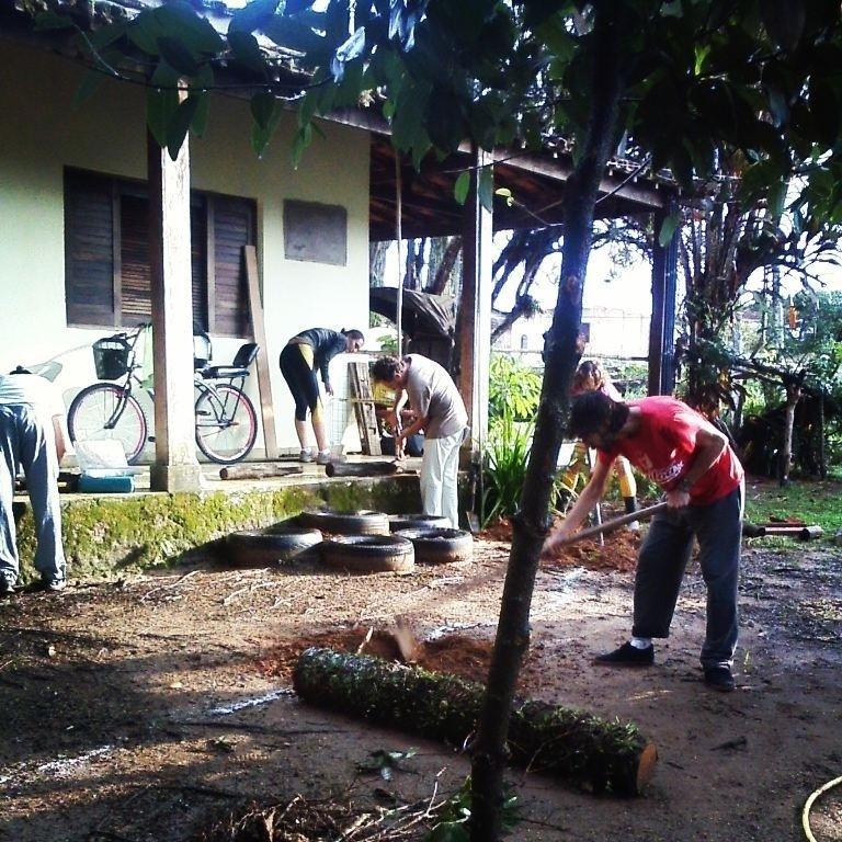 NÃO PUBLICAR SEM AUTORIZAÇÃO - Escola Jardim Primavera, em Ubatuba