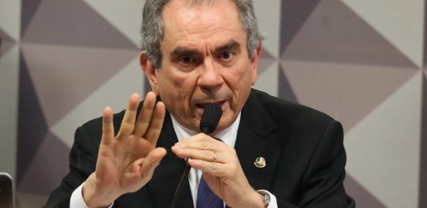 Senador Raimundo Lira (PMDB-PB) foi presidente da comissão especial de impeachment que analisou o afastamento da então presidente Dilma Rousseff em 2016