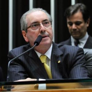Eduardo Cunha é presidente da Câmara