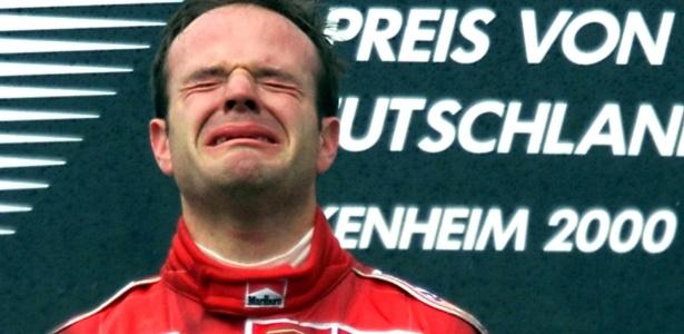 Barrichello declarou que passou a ter mais tempo para curtir a vida após largar a F-1 - AFP PHOTO/PATRICK HERTZOG